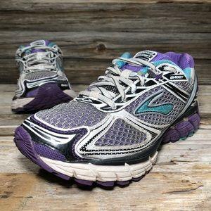Brooks Ghost 5 Purple Running Shoes Women 6.5
